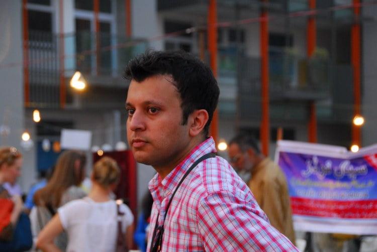 Rizwan Naeem- Founder, Khalis Food Market